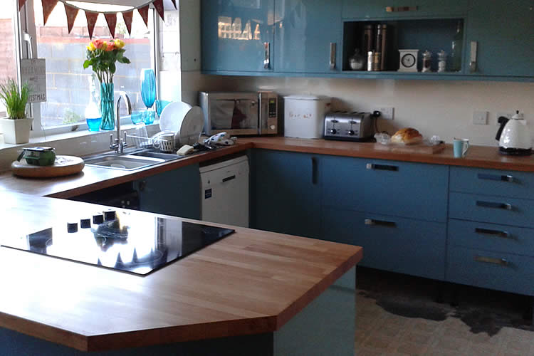 Kitchen Fitter in Northampton